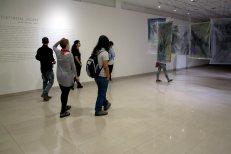 Visita Arte Actual FLACSO