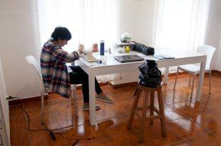 Proceso de residencia Gabriela Fabre