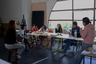 Taller-Performance Carrera Artes Visuales