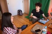Reunión con la artista visual Brenda Vega