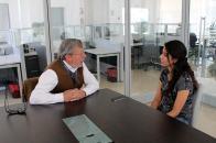 Alfonso Ortiz - historiador de Quito