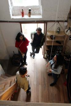 Visita a Al Borde arquitectos