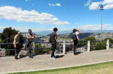 Recorrido al Centro Histórico de Quito